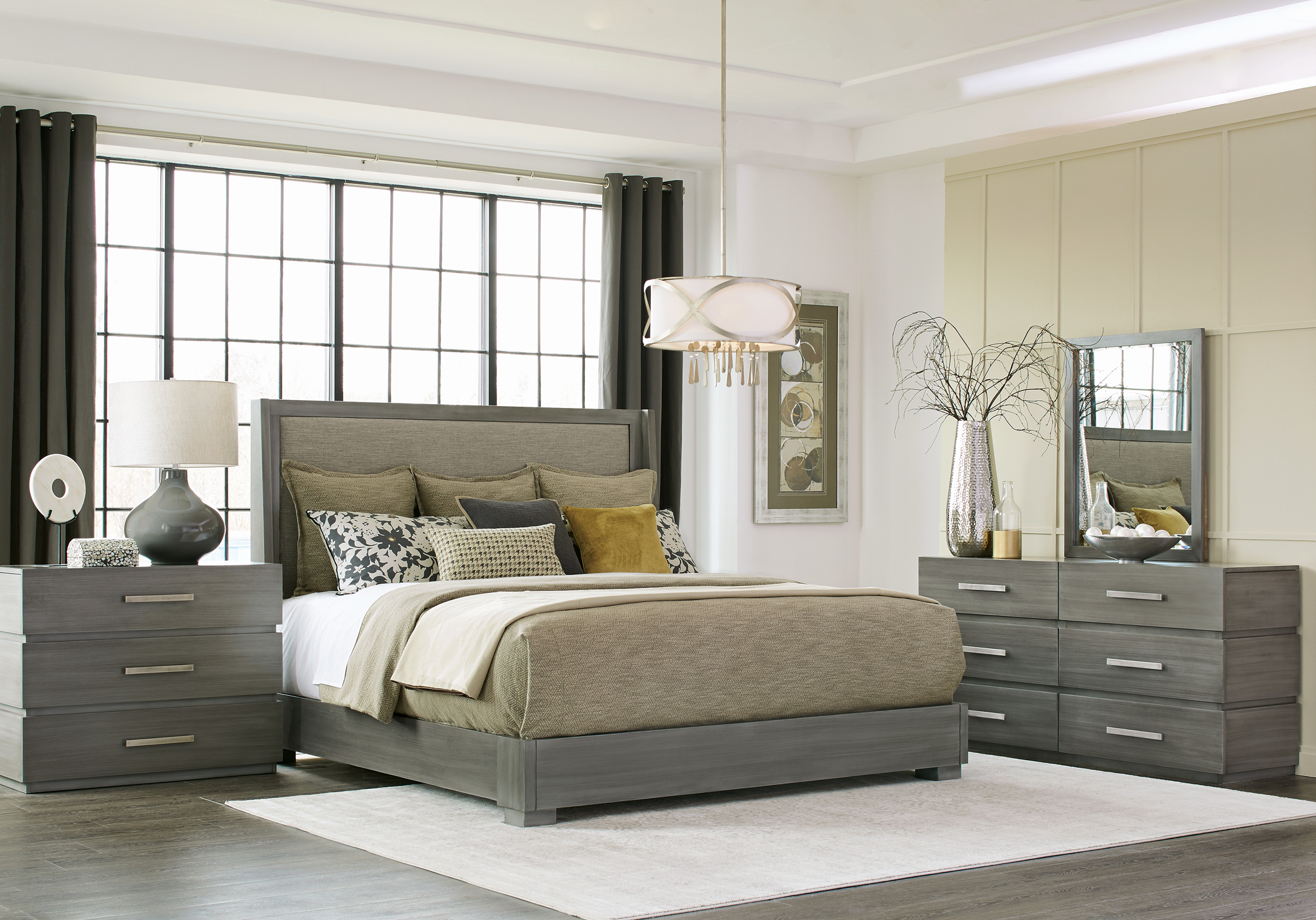 Modern Simplicity Durham Furniture