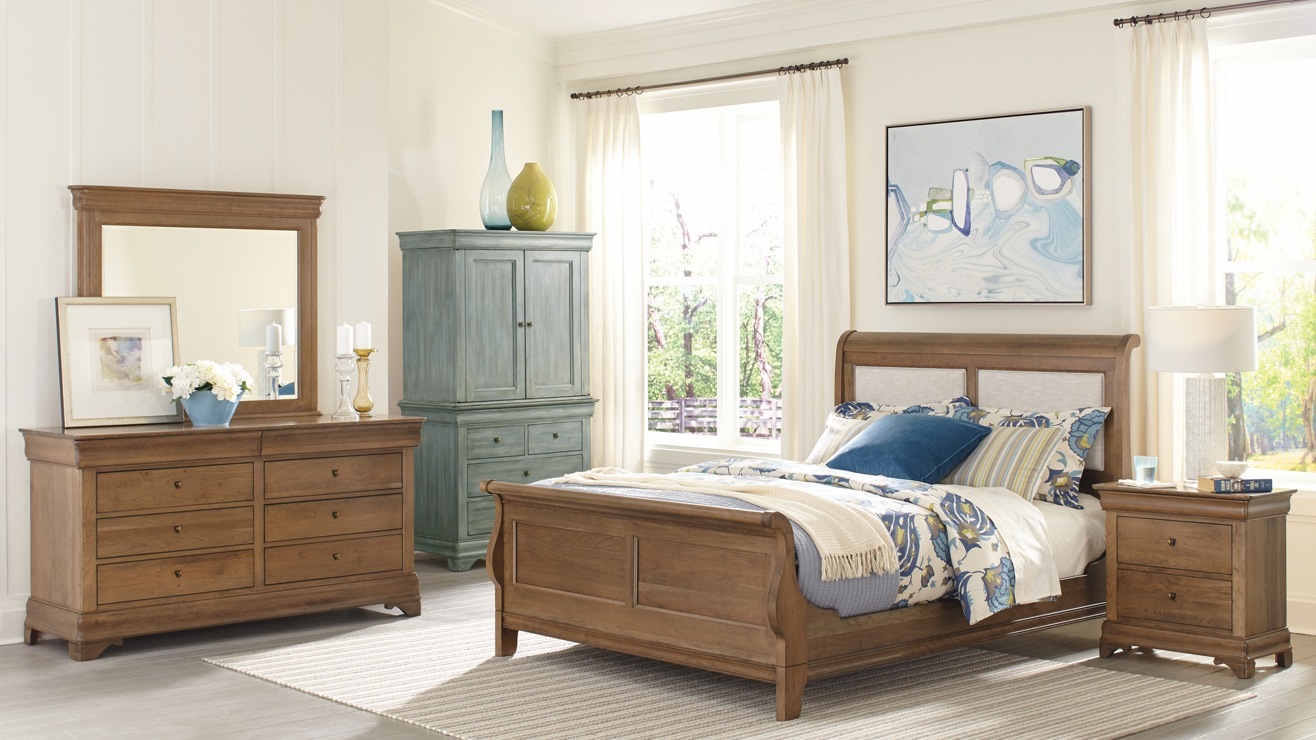 Solid Wood. Timeless Style. Since 11.  Durham Furniture